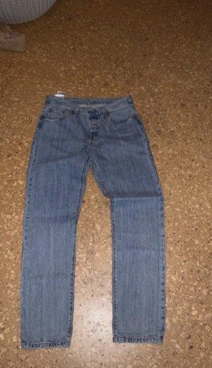 Levi's Peg Top Trousers slate-gray