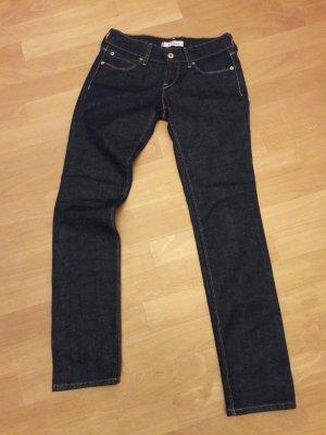 Levi's Jeans 571 Slim Fit 28/32 dunkelblau