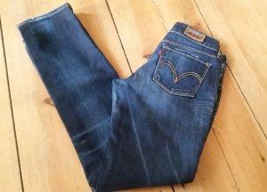 Levi's Jeans 571 Slim Fit Indigo W 29 / L 30