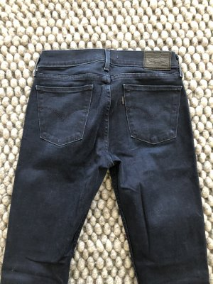 Levi's Low Rise Jeans dark blue