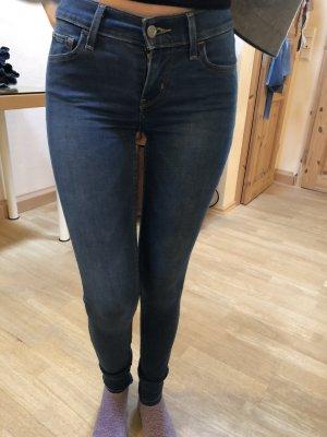 Levi's Jeans 710 super skinny W 24 L 30