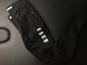 Levi's Jeans 711 Schwarz