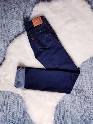 Levi's Jeans 714 Straight, Mid waist