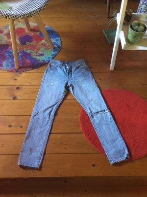 Levi's Jeans a carota azzurro