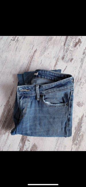 Levi's Jeans taille basse bleu