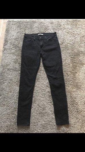 Levi's Jeans Black 31/34 wie neu  Ultra skinny