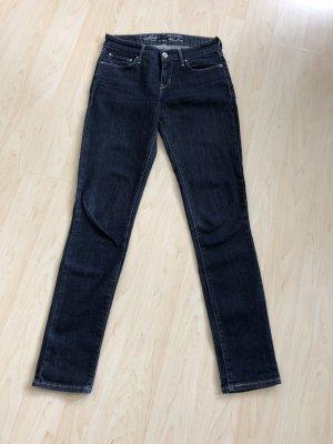 Levi's Jeans blau skinny Demi Curve 26