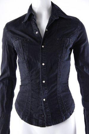 Levi's Jeans-Blusenjacke schwarz