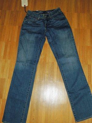 LEVI`S ~ JEANS ~ Bold Curve ~ STRAIGHT LEG ~ W 25 L 32 ~ NEU