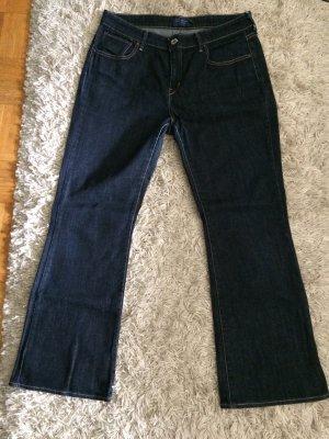 Levi's Boot Cut spijkerbroek donkerblauw