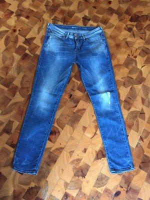 """Levi's Jeans, Gr. 29, """"Demi Curve"""", hellblau"""
