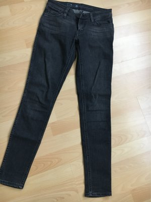 LEVI'S jeans, grau, Größe 26