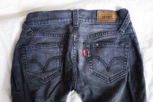 Levi's Jeans grau Waschung 26/32 neu!