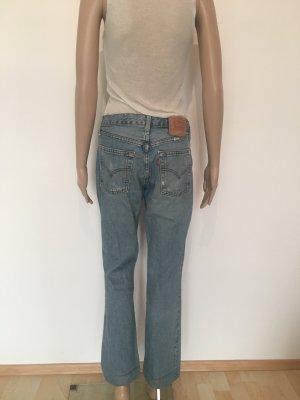 Levi's Jeans bootcut bleu pâle