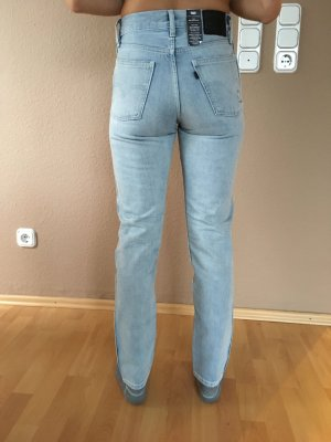 Levi's Jeans carotte bleu pâle