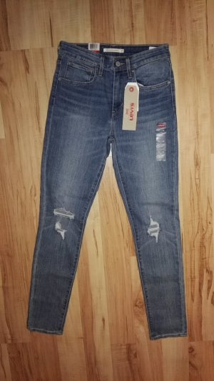 Levi's Jeans High Rise Skinny in 27/30