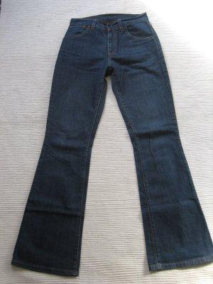Levi's Jeans flare bleu foncé