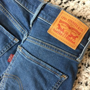 Levi's Jeans- Highwaisted Fit
