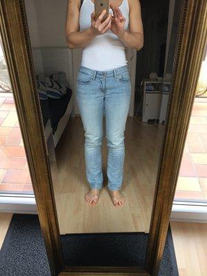 Levi's Jeans Hose blau