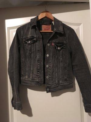 Levi's Jeans Jacke grau 36 S