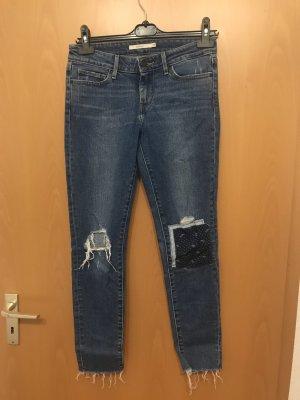 Levi's Jeans mit Flicken