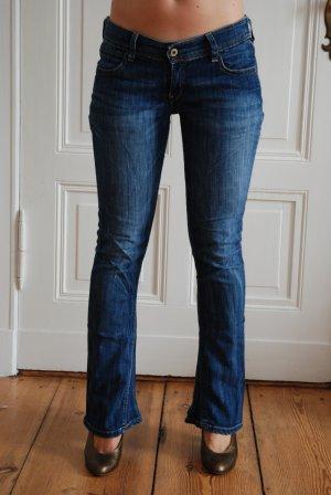 Levi's Jeans mit leichtem Schlag