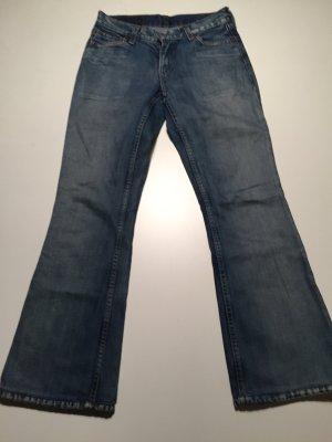 Levi's Jeans mit Schlag Trend Vintage Modell 529 Gr. 26