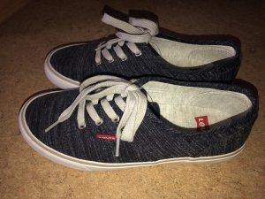 Levi's Lace-Up Sneaker dark blue