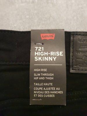 Levi's Jeans schwarz neu 31/32