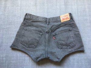 Levi's Pantalón corto de tela vaquera multicolor