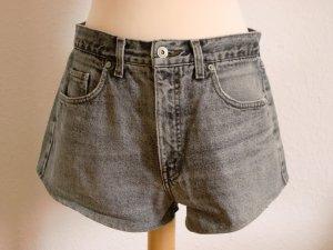 Levi's Jeans Shorts grau vintage