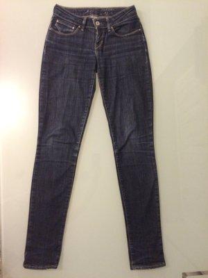 Levi's Jeans Skinny W26 L 34 dunkelblau