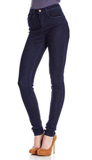 Levi's® Jeans Tiro Alto - w27l30 - dunkelblau - superslim - hohe Bundhöhe - stretch - sehr guter Zusand