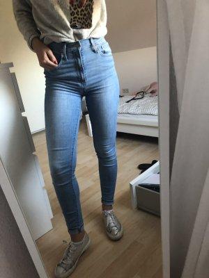 Levi's Jeans wie neu Größe 36 denim super Skinny