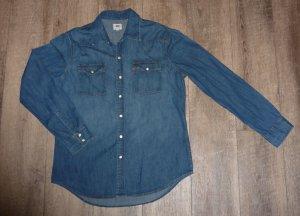 Levi's Jeanshemd blau Gr. L/40
