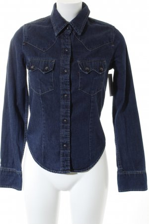 Levi's Jeanshemd graublau Casual-Look