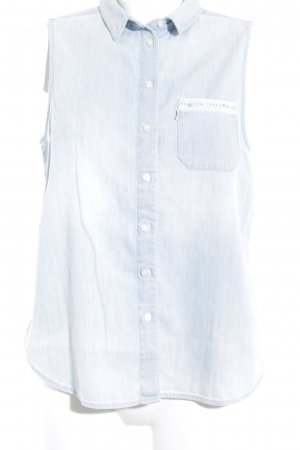 Levi's Jeanshemd himmelblau Casual-Look