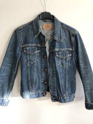 Levi's Veste en jean bleu acier
