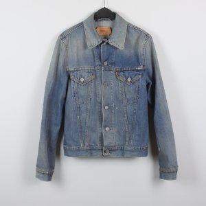Levi's Veste en jean bleu coton