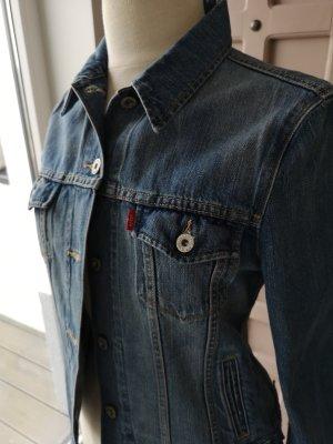Levi's Jeansjacke Gr M Top Zustand Levis Jeans Jacke