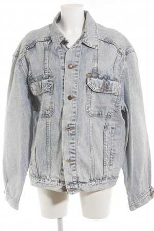 Levi's Jeansjacke hellblau Washed-Optik