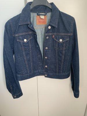 Levi's Denim Jacket dark blue-blue