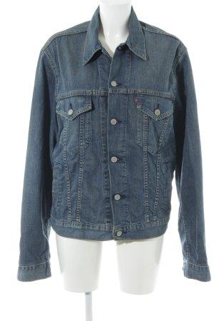 Levi's Veste en jean bleu acier style des années 90