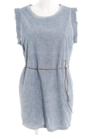 Levi's Jeanskleid blassblau meliert Jeans-Optik