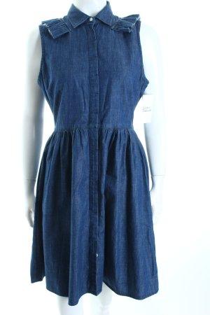 Levi's Jeanskleid dunkelblau Casual-Look