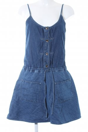 Levi's Robe en jean bleu foncé Aspect de jeans