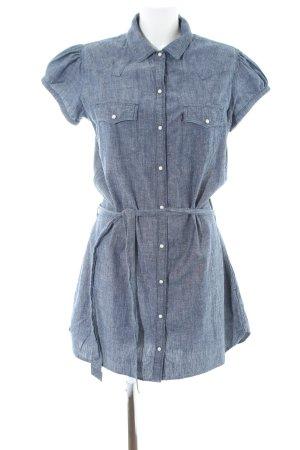 Levi's Denim Dress blue flecked casual look