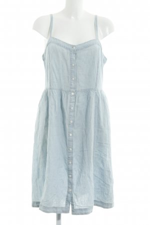 Levi's Denim Dress multicolored beach look