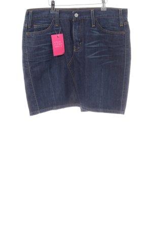 Levi's Jupe en jeans bleu style décontracté