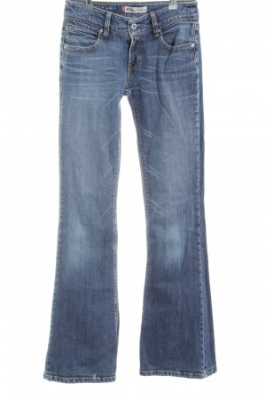 Levi's Denim Flares blue casual look